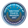vote for us in the National Travel Awards